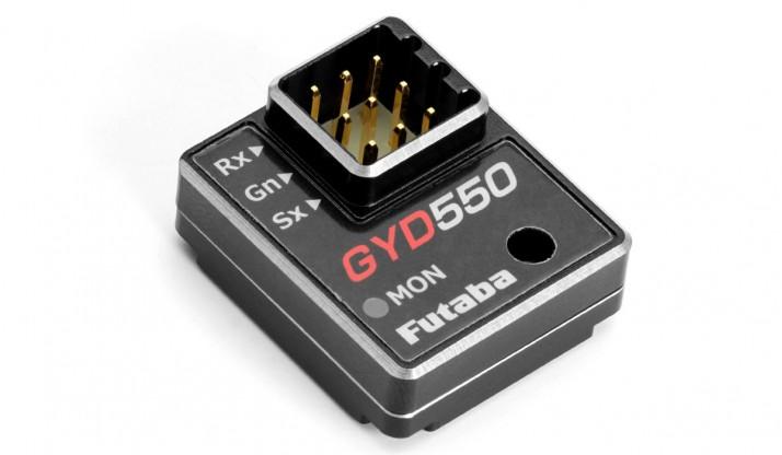 FUTABA GYD550 DRIFT RC CAR COUNTER STEER GYRO SYSTEM