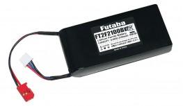FUTABA FT2F2100B TX BATTERY 6.6V LI-FE 2200MAH (4PX/7PX/7XC)