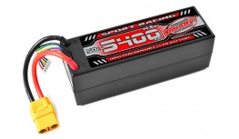 CORALLY - SPORT RACING 50C 5400MAH 4S 14,8V XT-90 HARD CASE