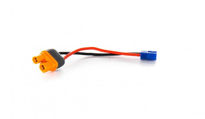 SPEKTRUM IC3 BATTERY TO EC2 DEVICE CHARGE LEAD ADAPTER