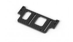 373036 - X1'19 GRAPHITE REAR WING MOUNT 2.5MM