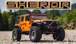 ABSIMA SHERPA CR3.4 CRAWLER 1:10 4WD 2-SPEED DIFF-LOCK RTR