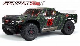 ARRMA SENTON 6S BLX V3 2018 1:10 4WD SUPER-DUTY SHORT COURSE (ARAD83LG)