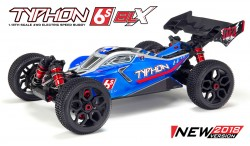 ARRMA TYPHON 6S BLX V3 2018 1:8 4WD SPEED BUGGY (ARAD80BS)
