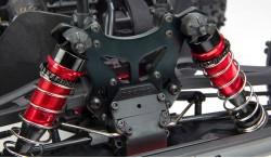 ARRMA OUTCAST 6S BLX V2 2018 1:8 4WD MONSTER TRUCK ORANGE (ARAD84NW)