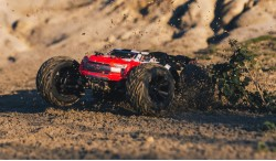 ARRMA KRATON 4S BLX 1:10 4x4 SPEED MONSTER TRUCK RTR (BLACK)