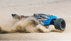 ARRMA KRATON 6S BLX 1:8 4WD BRUSHLESS SPEED MONSTER TRUCK RTR (BLUE)