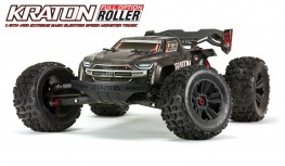 ARRMA KRATON 1:8 4WD EXTREME BASH SPEED MONSTER TRUCK ROLLER