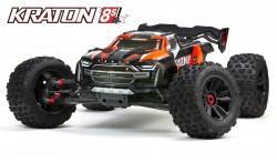 ARRMA KRATON 8S BLX BRUSHLESS 1:5 4WD SPEED MONSTER TRUCK RTR (ORANGE)
