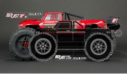 ARRMA OUTCAST 8S BLX 1:5 4WD BRUSHLESS STUNT TRUCK RED RTR (ARA5810)