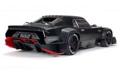 ARRMA FELONY 6S BLX 1/7 STREET BASH ALL-ROAD RESTO-MOD MUSCLE CAR RTR (BLACK)