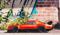 ARRMA FELONY 6S BLX 1/7 STREET BASH ALL-ROAD RESTO-MOD MUSCLE CAR RTR (ORANGE)