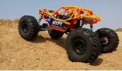 AXIAL RBX10 RYFT 1:10 4WD BRUSHLESS ROCK BOUNCER RTR ORANGE (AXI03005T1)