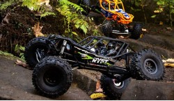 AXIAL RBX10 RYFT 1:10 4WD BRUSHLESS ROCK BOUNCER RTR BLACK (AXI03005T2)