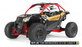 AXIAL YETI JR. CAN-AM MAVERICK X3 X RS TURBO R 1:18 4WD RTR