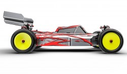 CORALLY SBX-410 1:10 4WD RACING BUGGY KIT