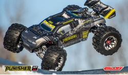 CORALLY PUNISHER XP 6S 1:8 4WD LONG WHEELBASE MONSTER TRUCK RTR (C-00171)