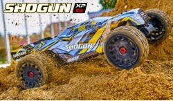 CORALLY SHOGUN XP 6S 1:8 4WD SUPER SPEED TRUGGY RTR MY 2021 (C-00177)