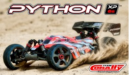 CORALLY PYTHON XP 6S BUGGY 1:8 4WD BRUSHLESS POWER RTR