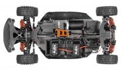 HPI WR8 FLUX KEN BLOCK GYM8 FORD FIESTA ST RX43 RTR