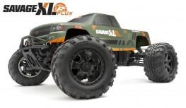 HPI SAVAGE XL FLUX GTXL-1 1:8 4WD MONSTER TRUCK (HPI 160095)