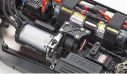KYOSHO INFERNO MP9E TKI READYSET COLOR TYPE I WHITE/BLACK KT331P
