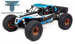 LOSI LASERNUT U4 2.2 1/10 4WD BRUSHLESS SMART ESC RTR BLUE (LOS03028T1)