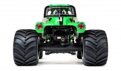LOSI LMT 1:10 4WD SOLID AXLE MONSTER TRUCK GRAVE DIGGER RTR (LOS04021T1)