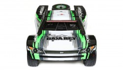 LOSI SUPER BAJA REY 1:6 4WD DESERT TRUCK BRUSHLESS RTR WITH AVC (BLACK)