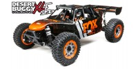 LOSI DBXL-E 2.0 1:5 4WD DESERT BUGGY SMART RTR (FOX BODY)