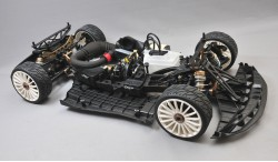 MCD XS5 MAX PRO 1:5 4WD ROLLING CHASSIS