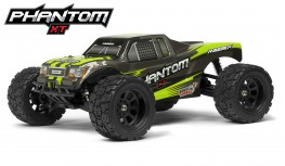 MAVERICK PHANTOM XT 1:10 4WD BRUSHED MONSTER TRUCK RTR