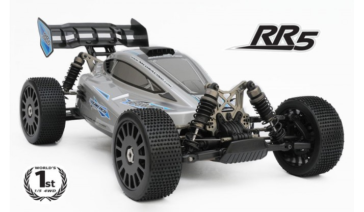 MCD RR5 FACTORY TEAM EC SPEC 1:5 4WD RACE BUGGY