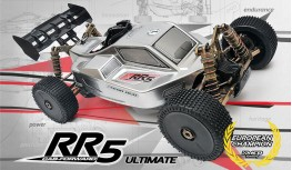 MCD RR5 CF ULTIMATE EDITION 1:5 4WD (ROLLING CHASSIS) VERS. 2017
