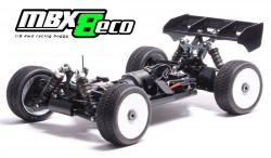 MUGEN MBX8 ECO 1:8 4WD ELECTRIC BUGGY RACE KIT