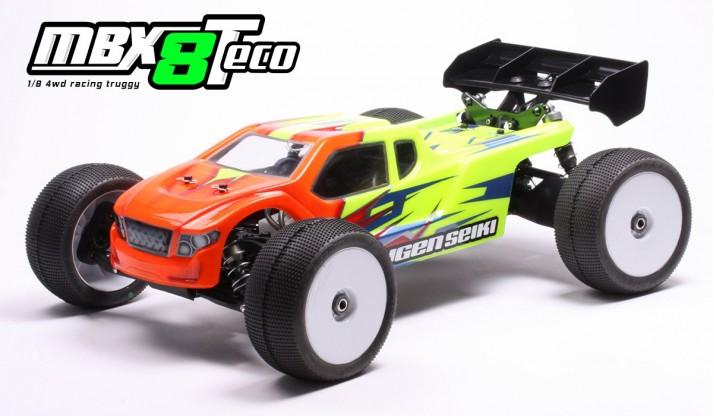 MUGEN MBX8T ECO 1:8 4WD TRUGGY KIT