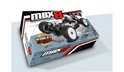 MUGEN MBX8 WORLDS EDITION 1:8 4WD NITRO BUGGY RACE KIT