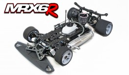 MUGEN MRX6R 1:8 4WD RACING ON-ROAD CAR KIT (2018)