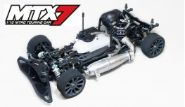MUGEN MTX7 1:10 4WD NITRO TOURING CAR KIT