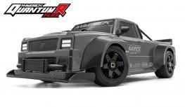 MAVERICK QUANTUMR FLUX 4S 1:8 4WD RACE TRUCK (GREY)