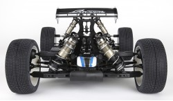 SWORKZ S35-3E 1:8 4WD BRUSHLESS POWER PRO BUGGY KIT