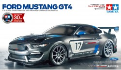 TAMIYA FORD MUSTANG GT4 TT-02 KIT