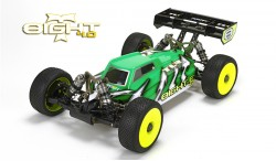 TLR 8IGHT-E 4.0 1:8 4WD ELECTRIC BUGGY KIT