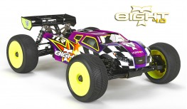 TLR 8IGHT-T 4.0 1:8 4WD NITRO TRUGGY KIT