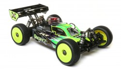 TLR 8IGHT-X 1:8 4WD NITRO BUGGY RACE KIT