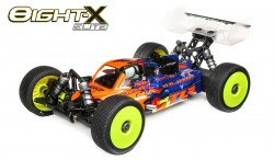 TLR 8IGHT-X 1:8 4WD NITRO BUGGY ELITE RACE KIT (TLR04010)