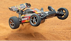 TRAXXAS BANDIT VXL 1:10 2WD BRUSHLESS BUGGY