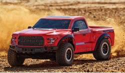 TRAXXAS FORD F-150 RAPTOR 1:10 2WD REPLICA MODEL