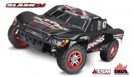 TRAXXAS SLASH 4X4 2017 SPEC WITH OBA & TSM RTR
