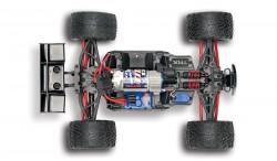 TRAXXAS E-REVO 1:16 4WD BRUSHED MONSTER TRUCK